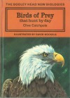Birds Of Prey That Hunt By Day - Clive Catchpole