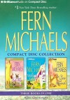 Fern Michaels Compact Disc Collection: Fool Me Once, the Marriage Game, Up Close and Personal - Laural Merlington, Fern Michaels