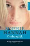 Ondraaglijk - Anna Livestro, Sophie Hannah