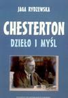 Chesterton dzieło i myśl - Jaga Rydzewska