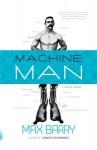 Machine Man (Audio) - Sean Runnette, Max Barry