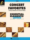 Concert Favorites Vol. 2 - Oboe: Essential Elements 2000 Band Series - Michael Sweeney