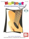 Easiest Fingerpicking Guitar for Children: In Standard Notation and Tablature [With CD] - Larry McCabe