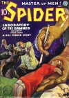 The Spider, Master of Men! #34: Laboratory of the Damned - Grant Stockbridge, Norvell W. Page