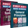First Aid Basic Sciences: General Principle & Organ System [Value Pack] - Tao T. Le, Kendall Krause