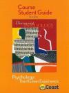 Discovering Psychology: The Human Experience Telecourse Study Guide - Don H. Hockenbury, Sandra E. Hockenbury
