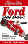 Ford Speed Manual: 1952 Edition - Bill Fisher