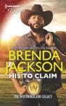His to Claim (The Westmoreland Legacy) - Brenda Jackson