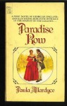 Paradise Row - Paula Allardyce