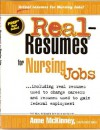 Real-Resumes for Nursing Jobs (Real-Resumes Series) - Anne McKinney