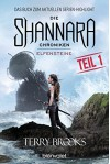 Die Shannara-Chroniken - Elfensteine. Teil 1: Roman - Terry Brooks, Mechtild Sandberg-Ciletti