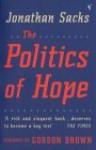 Politics of Hope - Jonathan Sacks