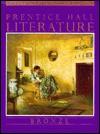 Ph Literature Brnz 7 An/Tch/Ed - Prentice Hall Publishing