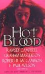 Hot Blood: Tales of Erotic Horror - Jeff Gelb, Lonn Friend, Graham Masterton, Logan Swanson