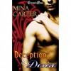 Deception and Desire (Moonlight and Magic, #3) - Mina Carter