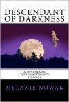Descendant of Darkness - Melanie Nowak
