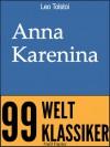Anna Karenina - Vollständige Ausgabe - Leo Tolstoy, Hermann Röhl