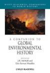 A Companion to Global Environmental History - John Robert McNeill