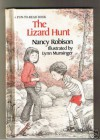 The lizard hunt (A Fun-to-read book) - Nancy Robison