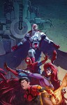 Amazing Spider-Man/Inhumans/All-New Captain America: Inhuman Error - Jeff Loveness, Alec Morgan, Luca Pizzari, Ryan Lee