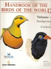 Handbook of the Birds of the World : Vol. 4Sandgrouse to Cuckoos - Josep Del Hoyo, Andrew H. Paterson