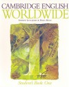 Cambridge English Worldwide Student's Book 1 - Andrew Littlejohn, Diana Hicks