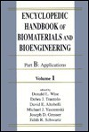 Encyclopedic Handbook Of Biomaterials And Bioengineering - Donald L. Wise