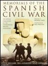 Memorials of the Spanish Civil War - Colin Williams, Bill Alexander, John Gorman