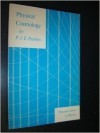 Physical Cosmology - P.J.E. Peebles