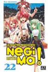 Le maître magicien Negima : tome 22 - Ken Akamatsu