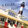 A Killer Plot: Books by the Bay Mystery Series #1 - Tantor Audio, Ellery Adams, Karen White