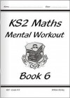 Mental Workout: Maths: Book 6: KS2: Leves 4-5 - Richard Parsons