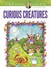 Creative Haven Curious Creatures Coloring Book - Amy Weber, Creative Haven