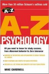 Schaum's A-Z Psychology - Mike Cardwell