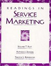 Readings In Service Marketing - Roland T. Rust