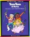 Tom-Tom et Nana, tome 17 : Allez les monstres ! - Jacqueline Cohen, Bernadette Després