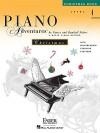 Piano Adventures Christmas Book, Level 4 - Nancy Faber, Randall Faber