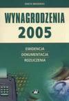 Wynagrodzenie 2005 - Danuta Małkowska