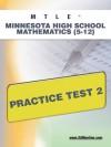 MTLE Minnesota High School Mathematics (5-12) Practice Test 2 - Sharon Wynne