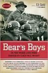 Bear's Boys - Eli Gold, M. Roberts, Keith Jackson