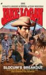 Slocum #393: Slocum?s Breakout - Jake Logan