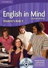 English in Mind Level 3 Student's Book with DVD-ROM - Herbert Puchta, Jeff Stranks, Richard Carter