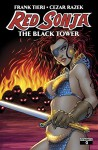 Red Sonja: Black Tower #3 - Frank Tieri, Cezar Razek