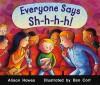 Everyone Says Sh-H-H - RIGBY