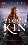 Blood Kin: A Novel of the Half-Light City - M.J. Scott