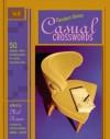 Random House Casual Crosswords, Volume 8 - Mel Rosen, Victor Fleming, Bonnie L. Gentry
