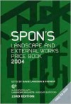 Spon's Landscape and External Works Price Book 2004 - P. Langdon