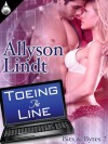 Toeing The Line - Allyson Lindt