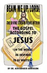 The Gospel According to Jesus in the Words He Inspired to Be Written - Ken Ponder Anderson, Auburn Anderson