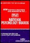 National Psychology Boards (Npsyb) - Jack Rudman, National Learning Corporation